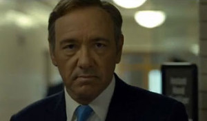Frank Underwood, un antiheroi esplèndidament interpretat per Kevin Spacey